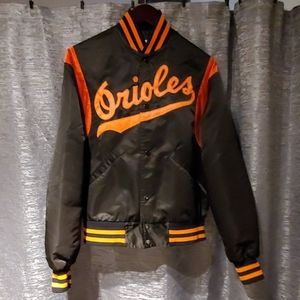 Vintage Baltimore Orioles jacket